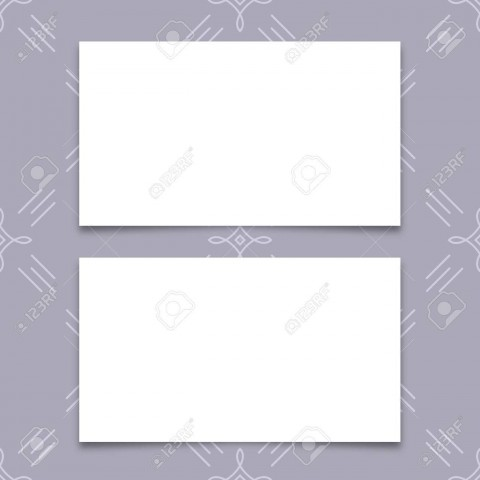 005 Fantastic Plain Busines Card Template Inspiration  White Free Download Blank Printable Word 2010480