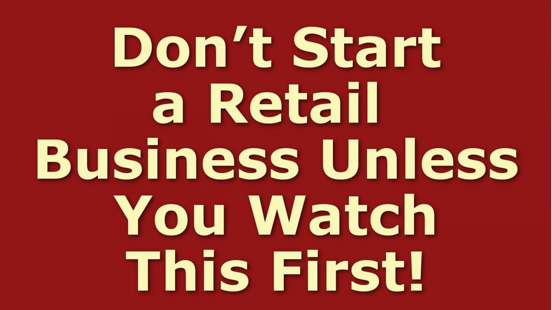 005 Fantastic Retail Busines Plan Template Highest Clarity  Free Online Store Example Pdf1920