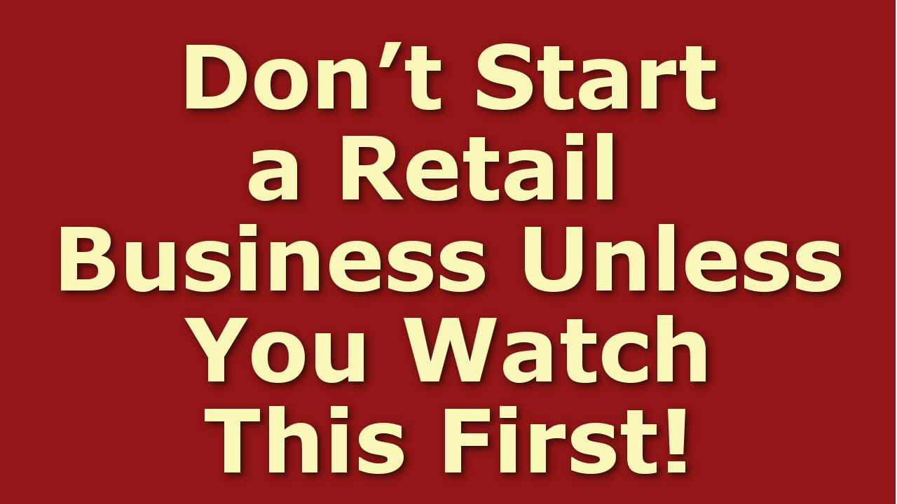 005 Fantastic Retail Busines Plan Template Highest Clarity  Free Online Store Example PdfFull