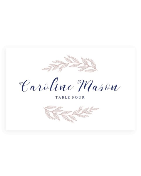 005 Fantastic Wedding Name Card Template Example  Free Download Design Sticker Format480