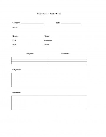 005 Fascinating Doctor Note Template Free Download Idea  Fake360