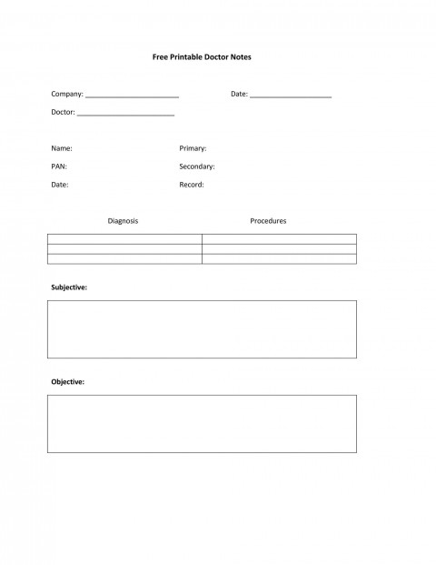 005 Fascinating Doctor Note Template Free Download Idea  Fake480