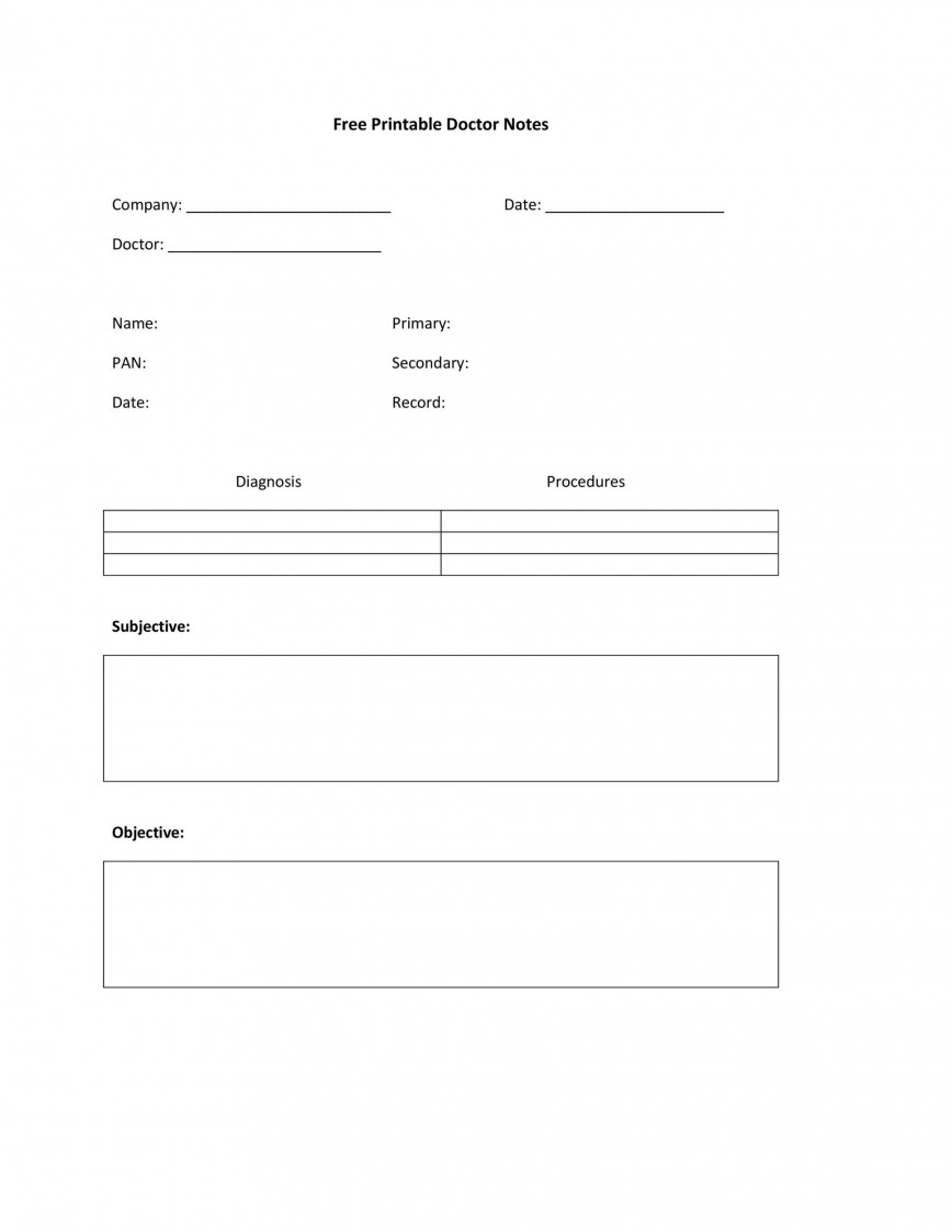 005 Fascinating Doctor Note Template Free Download Idea  Fake868