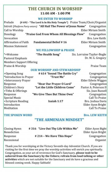 005 Fascinating Free Church Program Template Doc High Resolution 360