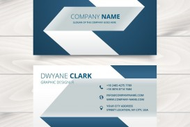 005 Fascinating Simple Visiting Card Design Inspiration  Calling Busines Template Free In Photoshop