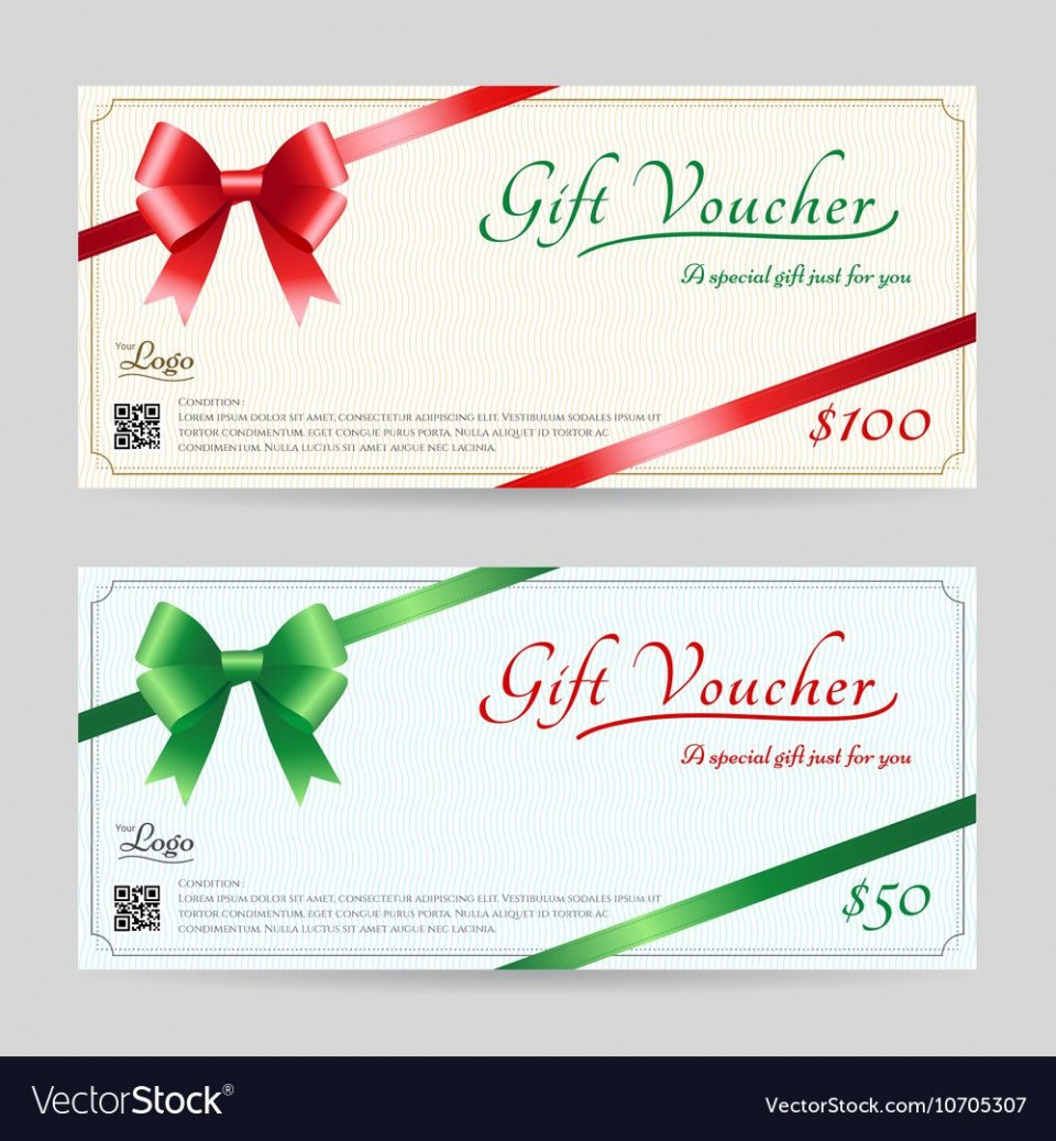 005 Fascinating Template For Christma Gift Certificate Free Sample  Voucher Uk Editable Download Microsoft Word960