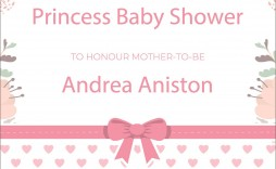 005 Fearsome Baby Shower Announcement Template High Resolution  Templates Invitation India Indian Free With Photo