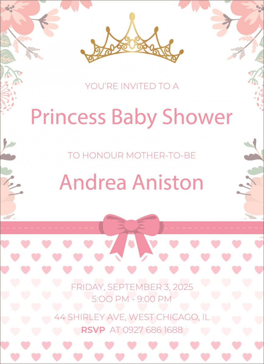 005 Fearsome Baby Shower Announcement Template High Resolution  Templates Invitation Editable Boy Indian Free