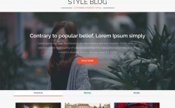 005 Fearsome Free Responsive Blogger Theme Concept  Best Blog Template For Education Wordpres Download