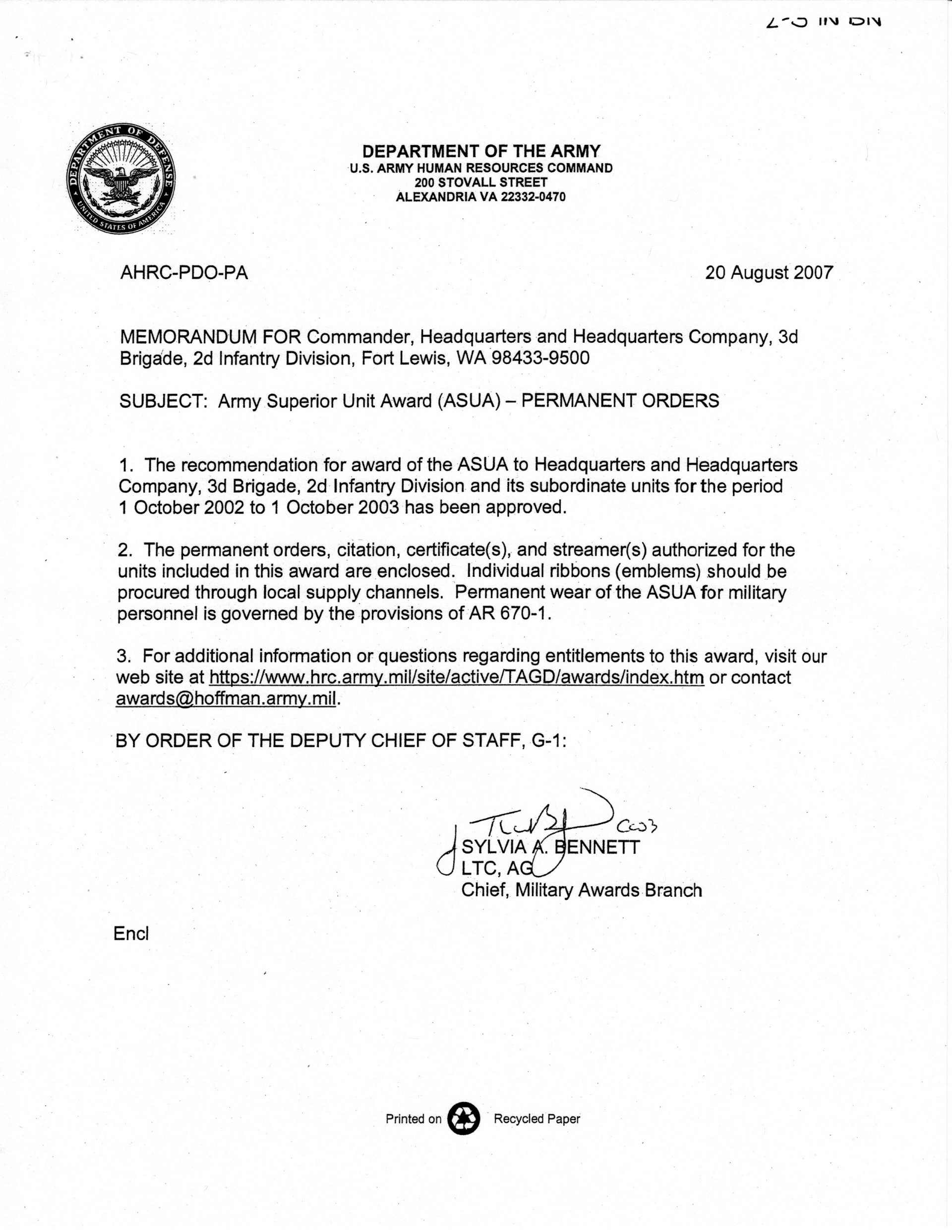 005 Fearsome Memorandum For Record Template Highest Quality  Army Pdf Fillable Example Wlc1920