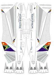 005 Fearsome Printable Paper Plane Plan Photo  Plans Airplane Free Design InstructionFull