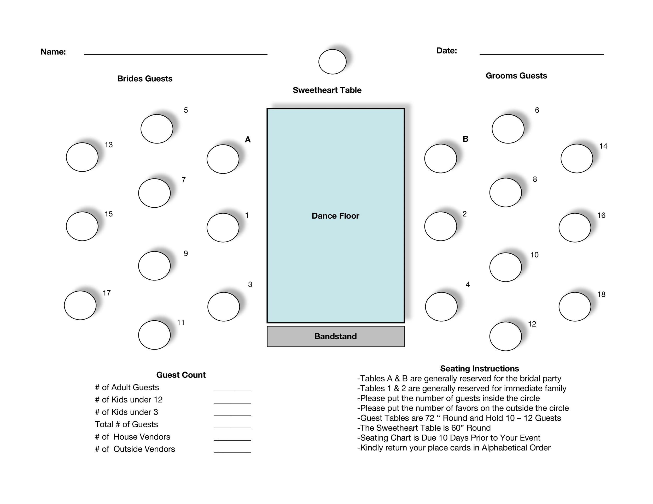 005 Fearsome Seating Chart Template Word Image  Wedding Microsoft Free 10 Per TableFull