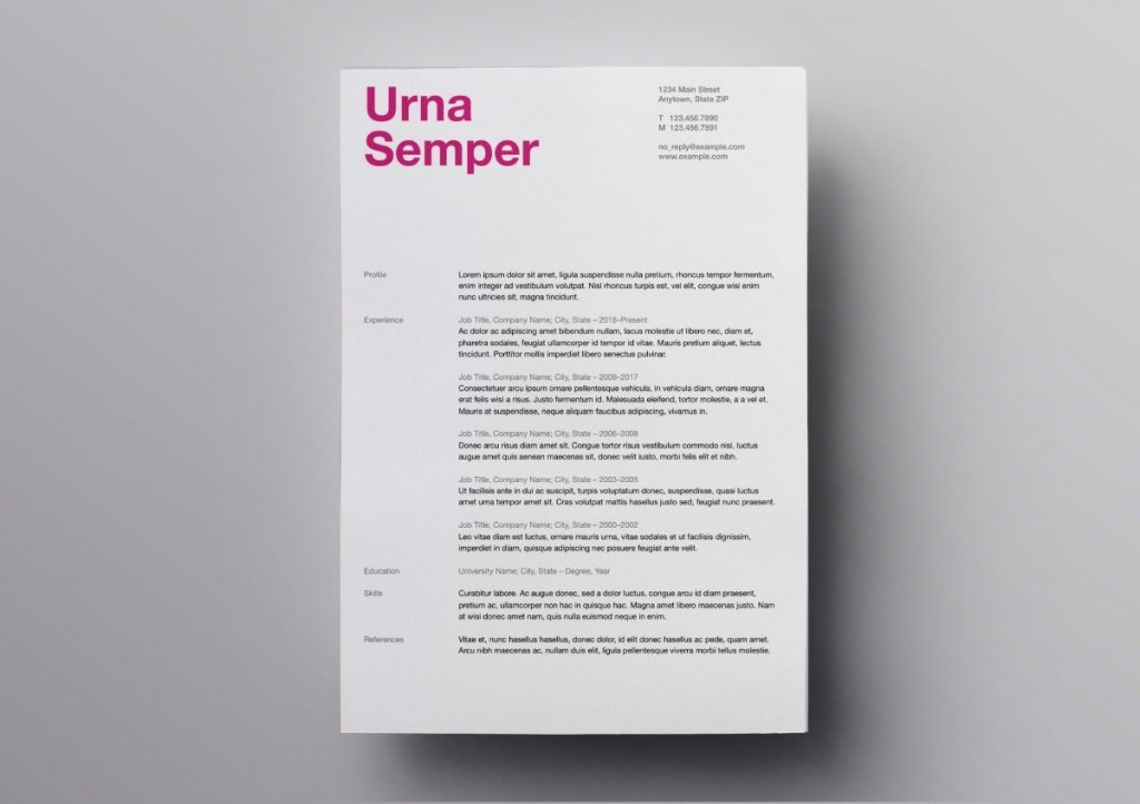 005 Fearsome Word Resume Template Mac Highest Clarity  2008 Microsoft 2011Large