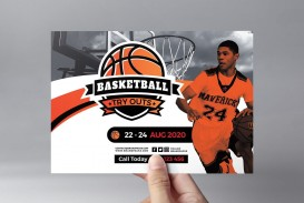 005 Formidable Free Basketball Flyer Template Idea  Game 3 On Tournament Word