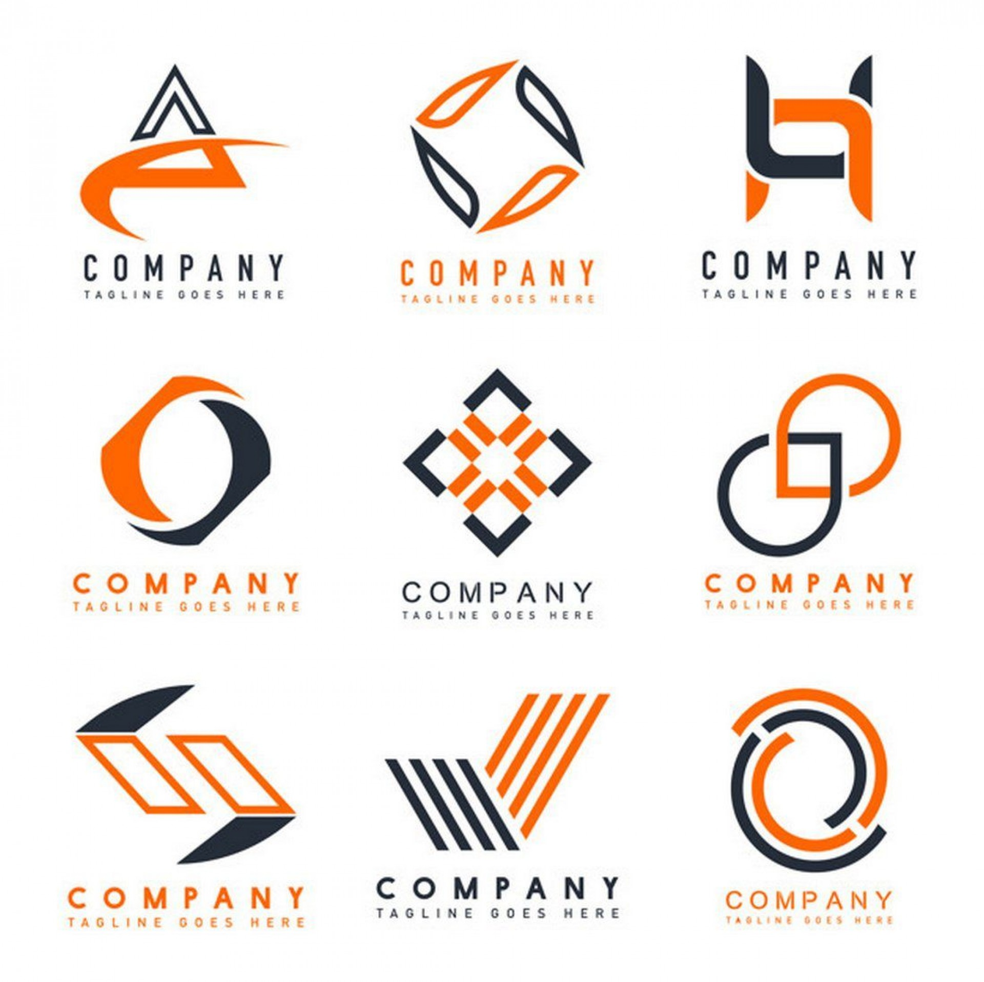 005 Formidable Free Busines Logo Template Concept  Templates Design Download Powerpoint1920
