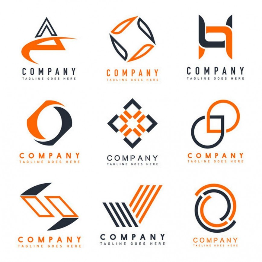 005 Formidable Free Busines Logo Template Concept  Templates Download Powerpoint Design