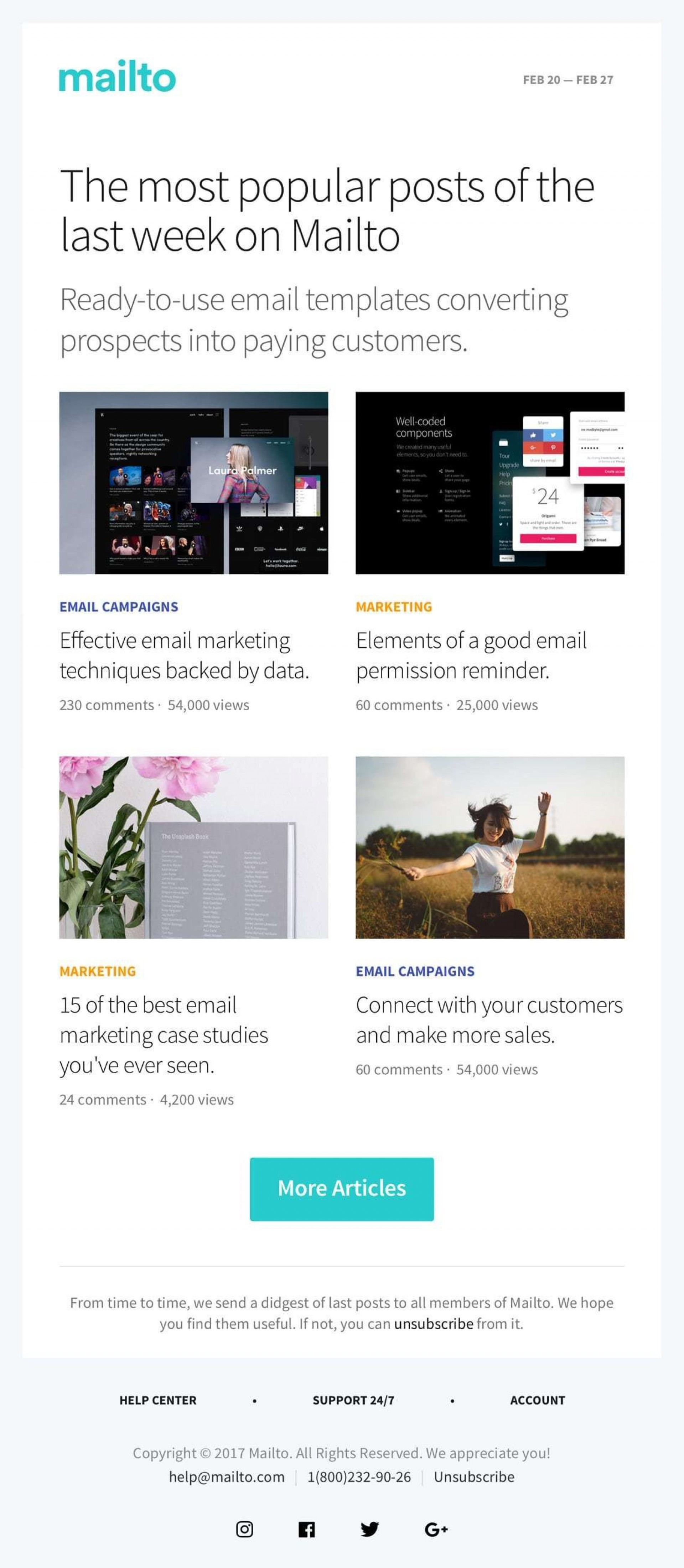 005 Formidable Free Responsive Html Email Template Download Picture  Simple App-responsive-notification-email-html-template1920