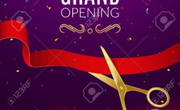 005 Formidable Grand Opening Flyer Template Free High Definition  Restaurant