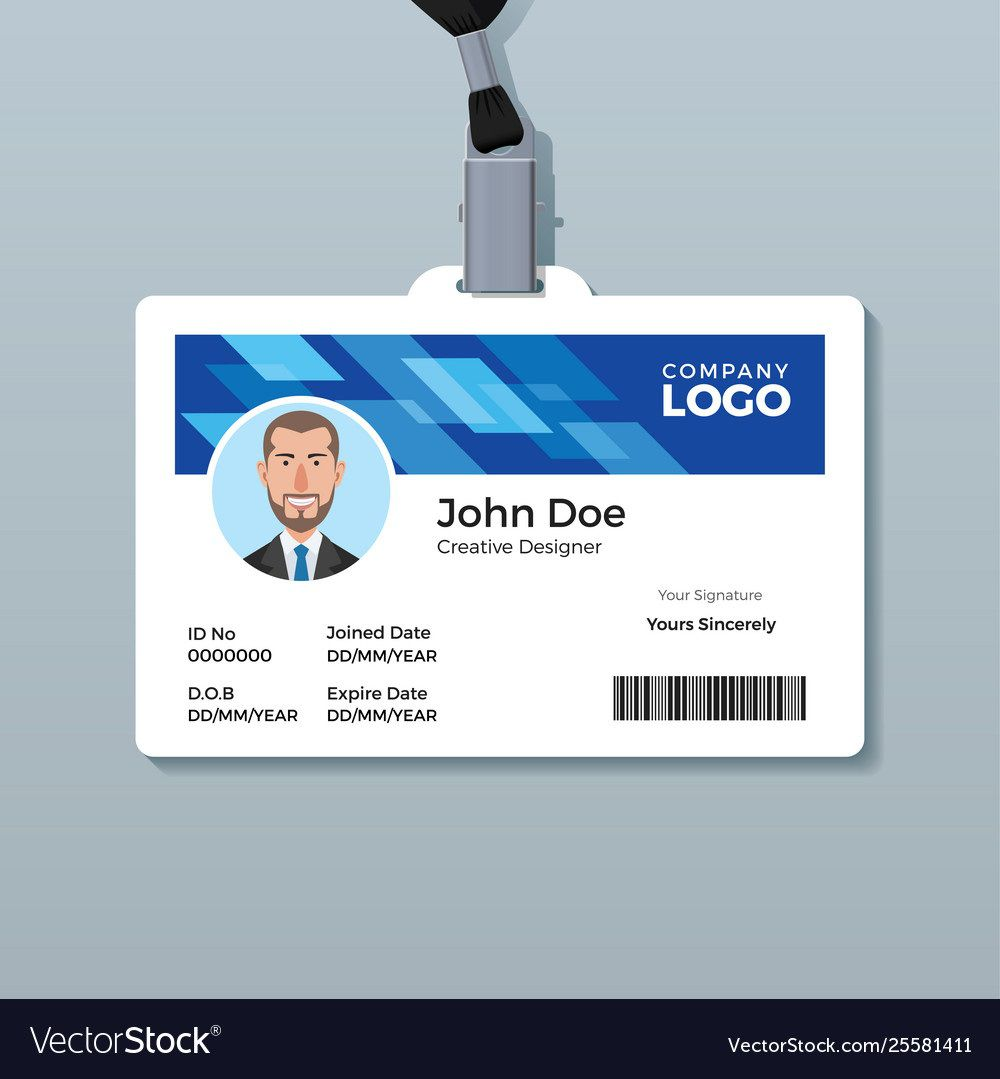 005 Formidable Id Badge Template Free Picture  School Teacher Jurassic ParkFull