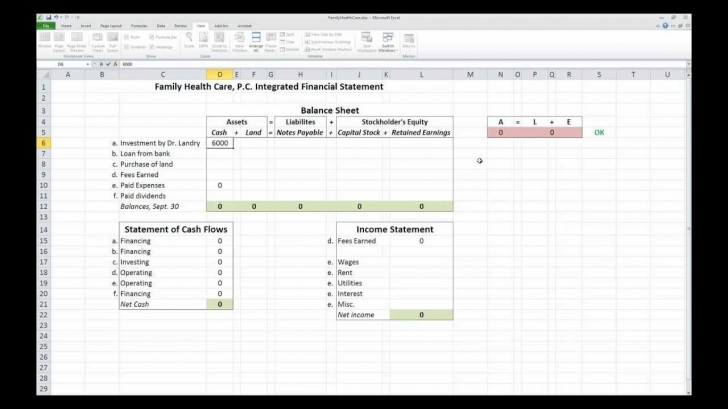 005 Formidable Income Statement Format In Excel With Formula Example 728