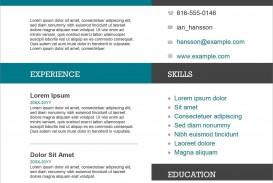 005 Formidable Microsoft Word Resume Template Image  Reddit 2019 2010 Free Download