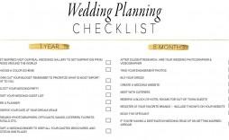 005 Formidable Wedding Timeline Template Free Download High Def