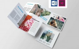 005 Frightening Brochure Template For Wordpad Photo  Free