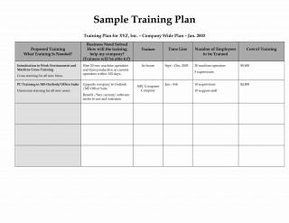 005 Frightening Employee Development Plan Example Image  Workforce Personal Career320