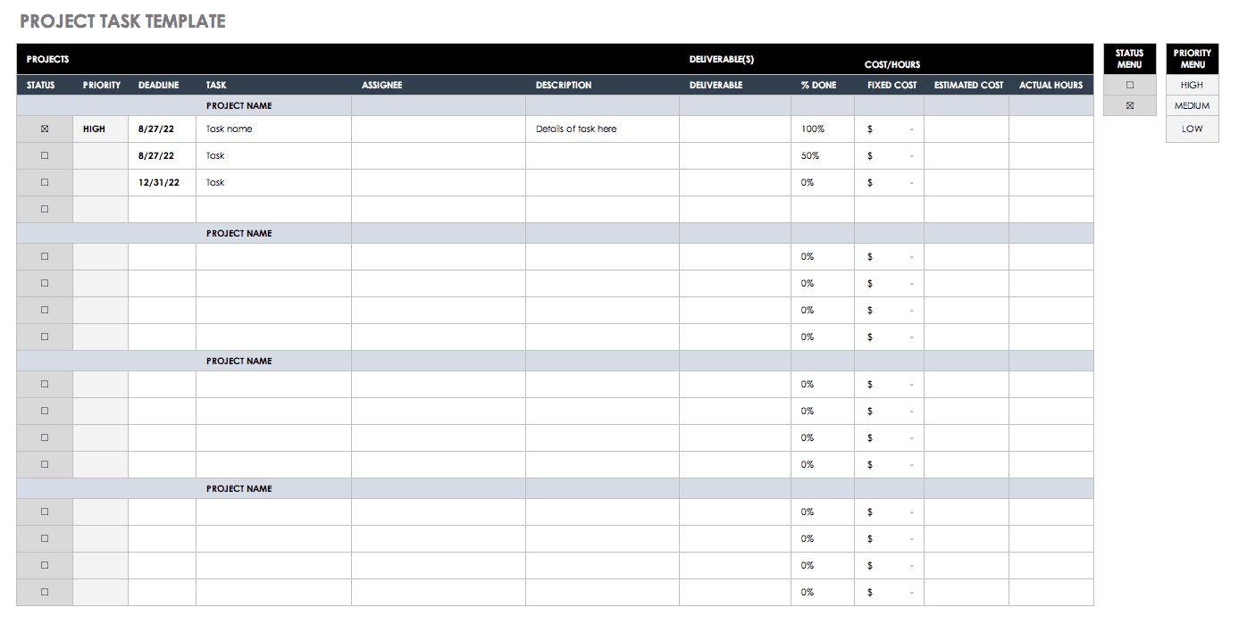 005 Frightening Excel Task Tracker Template High Def  Team Download TimeFull