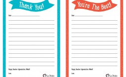 005 Frightening Free Thank You Note Template Word Idea  Card Download