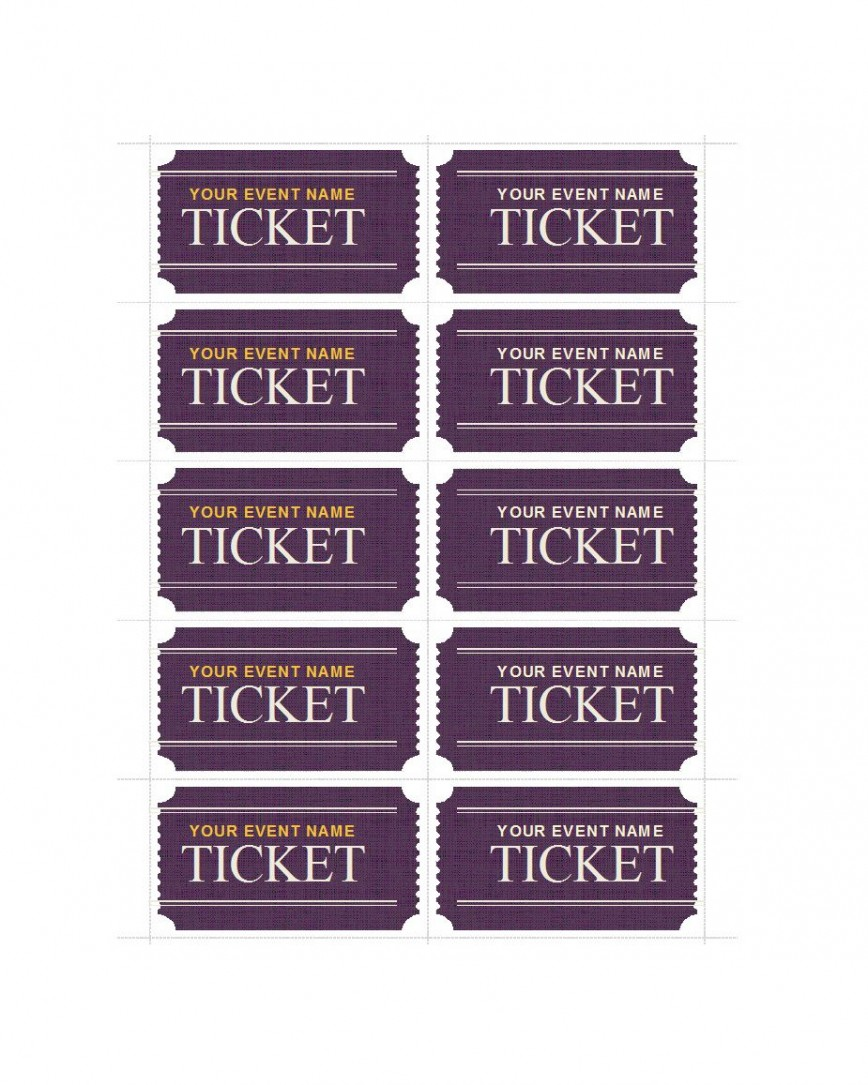 005 Frightening Fundraiser Ticket Template Free Sample  Car Wash Download