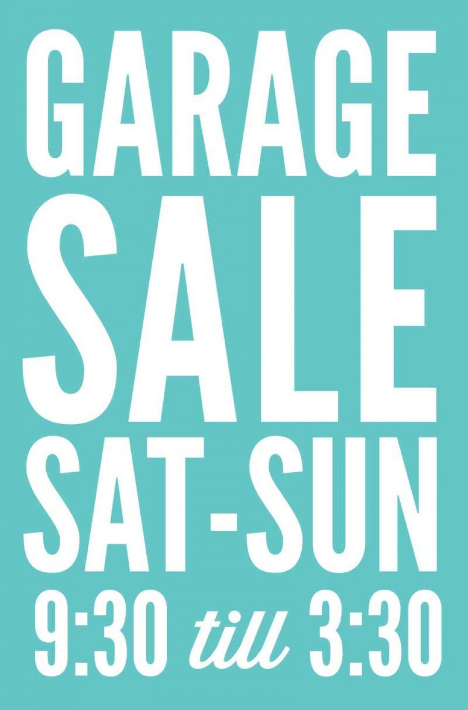 005 Frightening Garage Sale Sign Template Picture  Flyer Microsoft Word Community Yard Free Rummage960