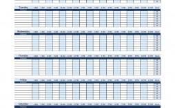 005 Frightening Monthly Work Calendar Template Excel Photo  Employee Schedule Free