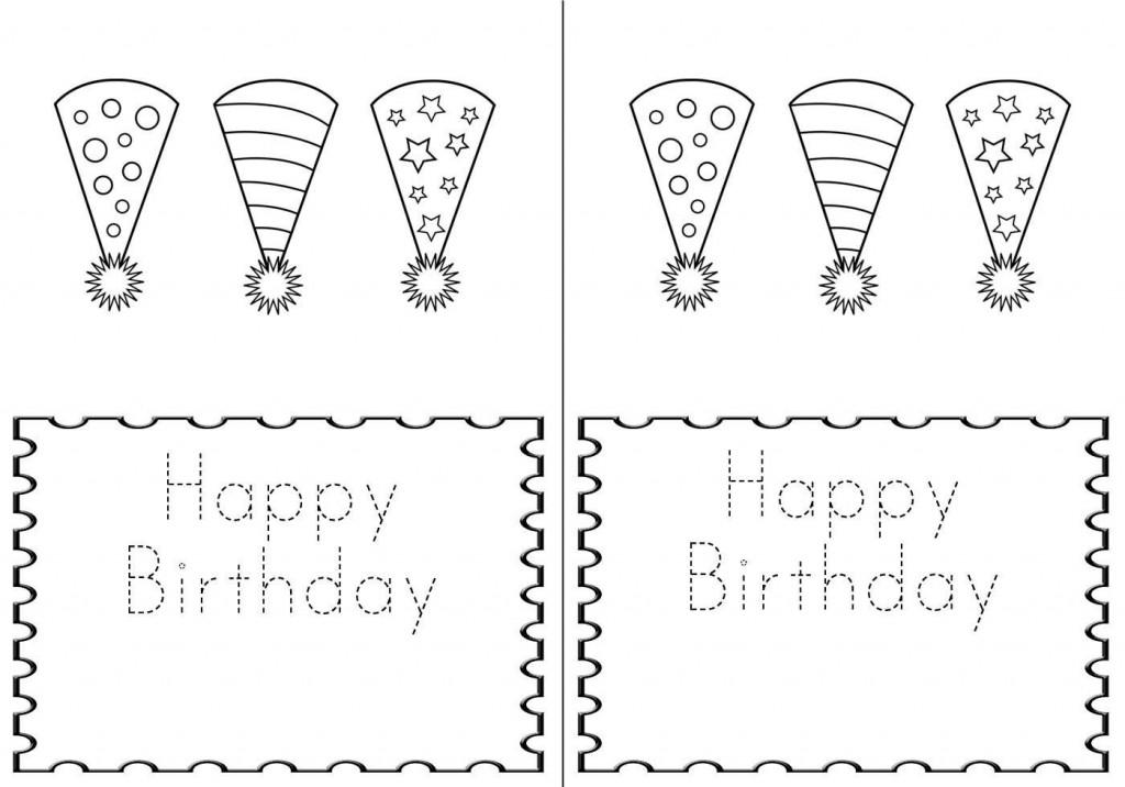005 Frightening Quarter Fold Birthday Card Template Free High Def  DownloadLarge