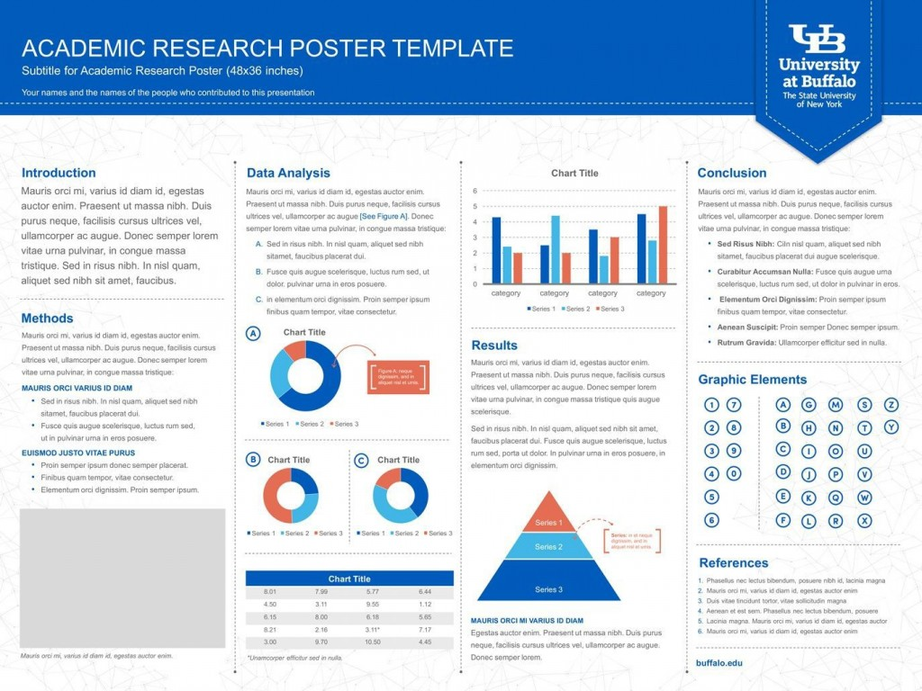 005 Frightening Scientific Poster Template A1 Free Download Example Large