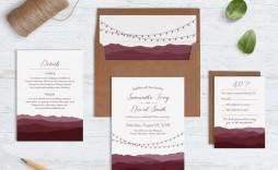 005 Imposing Formal Wedding Invitation Wording Template High Resolution  Templates