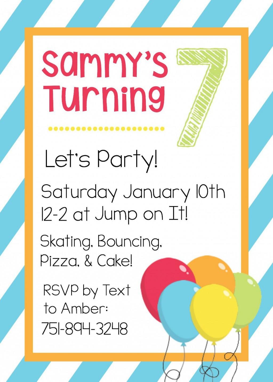 005 Imposing Free Birthday Party Invitation Template Design  Templates Printable 16th Australia UkLarge