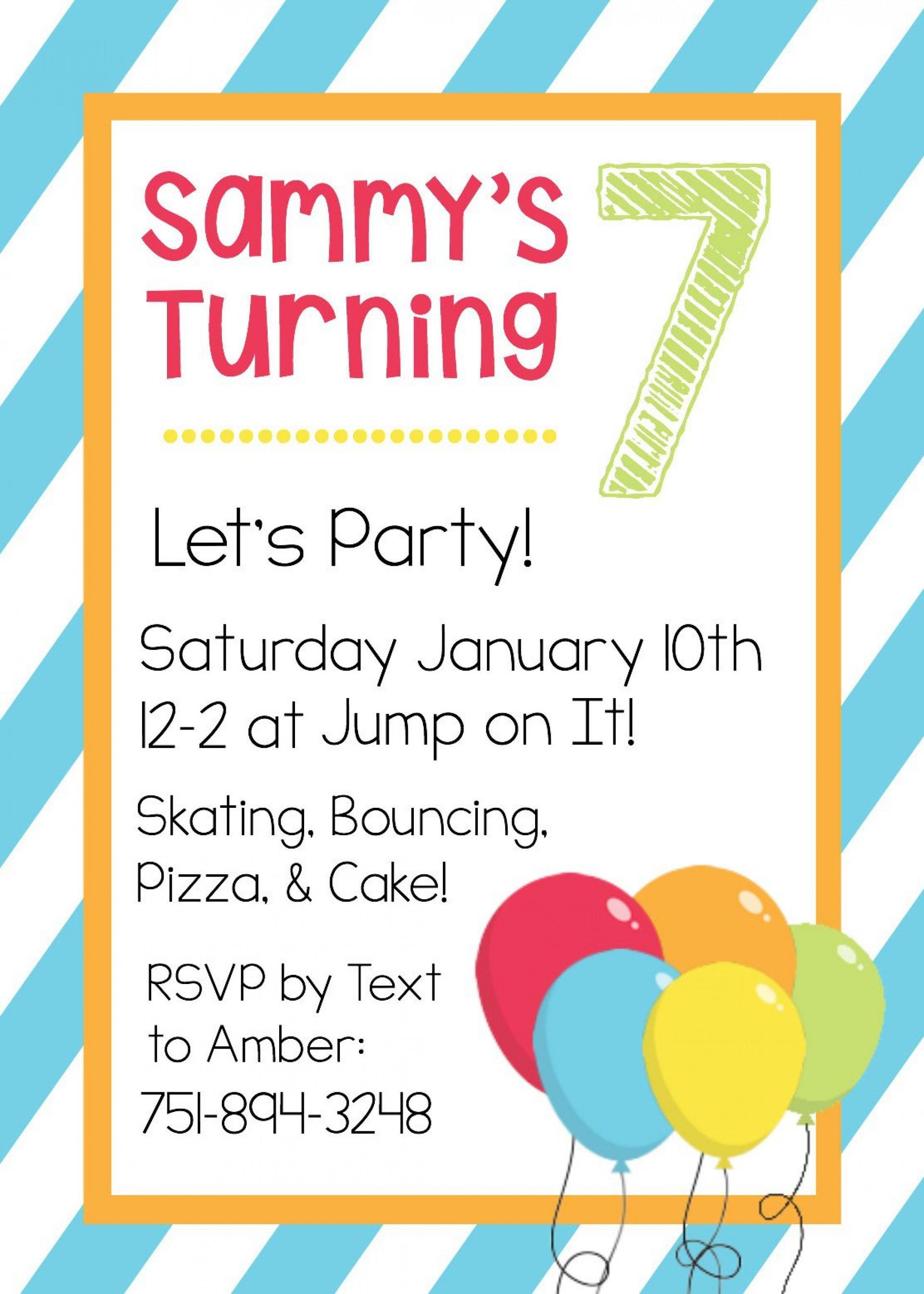 005 Imposing Free Birthday Party Invitation Template Design  Templates Printable 16th Australia Uk1920