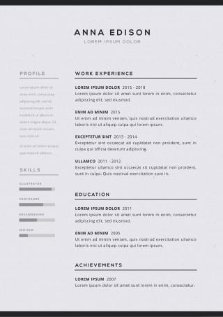 005 Imposing Free Simple Resume Template Microsoft Word Idea 320