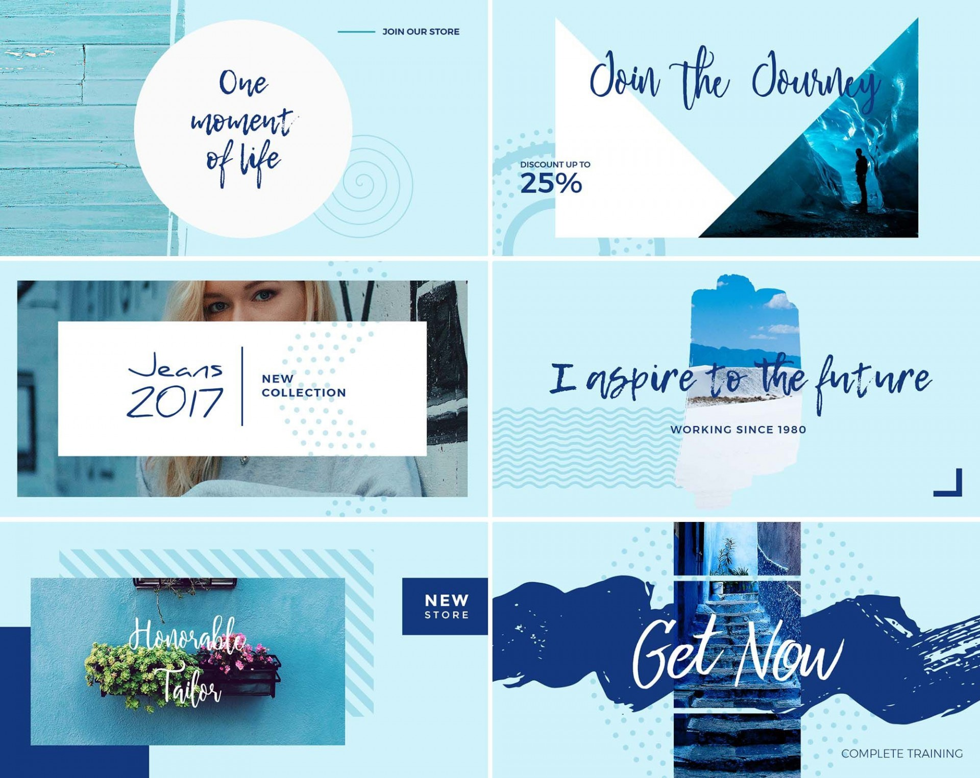 005 Imposing Free Social Media Template Design  Templates Website Post Download For Powerpoint1920
