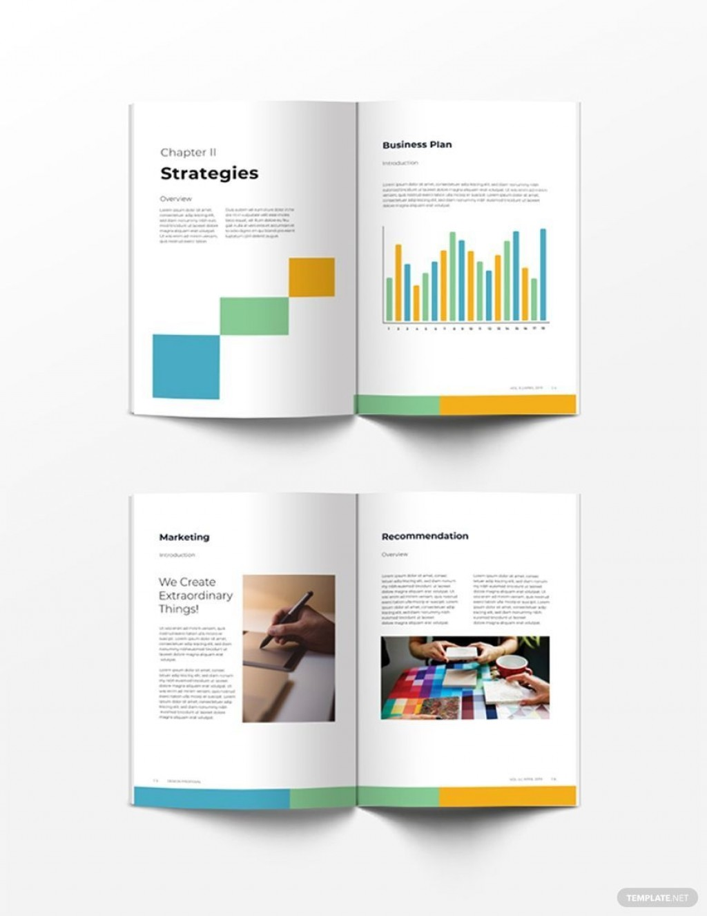 005 Imposing Graphic Design Proposal Template Doc Free High Def Large