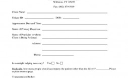 005 Imposing Medical Referral Form Template Highest Clarity  Dental Patient Doctor Free Physician
