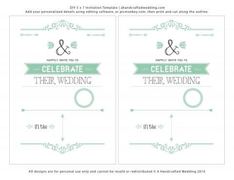 005 Imposing Microsoft Word Birthday Invitation Template Free Picture  50th480