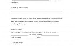 005 Imposing Printable Rental Agreement Template Example  Alberta Free Lease Blank