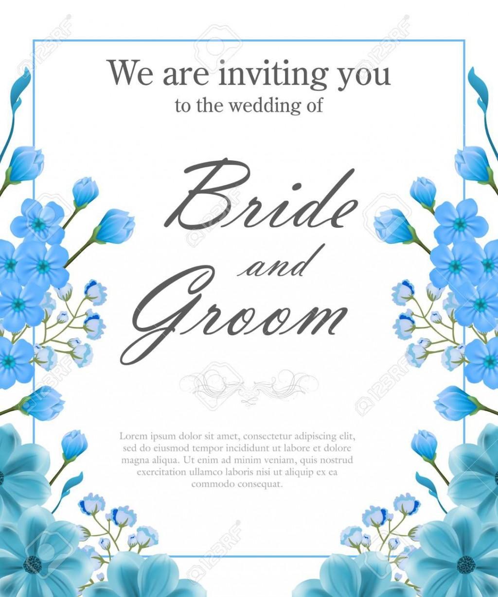 005 Imposing Sample Wedding Invitation Template Image  Templates Wording CardLarge