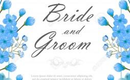 005 Imposing Sample Wedding Invitation Template Image  Templates Wording Card