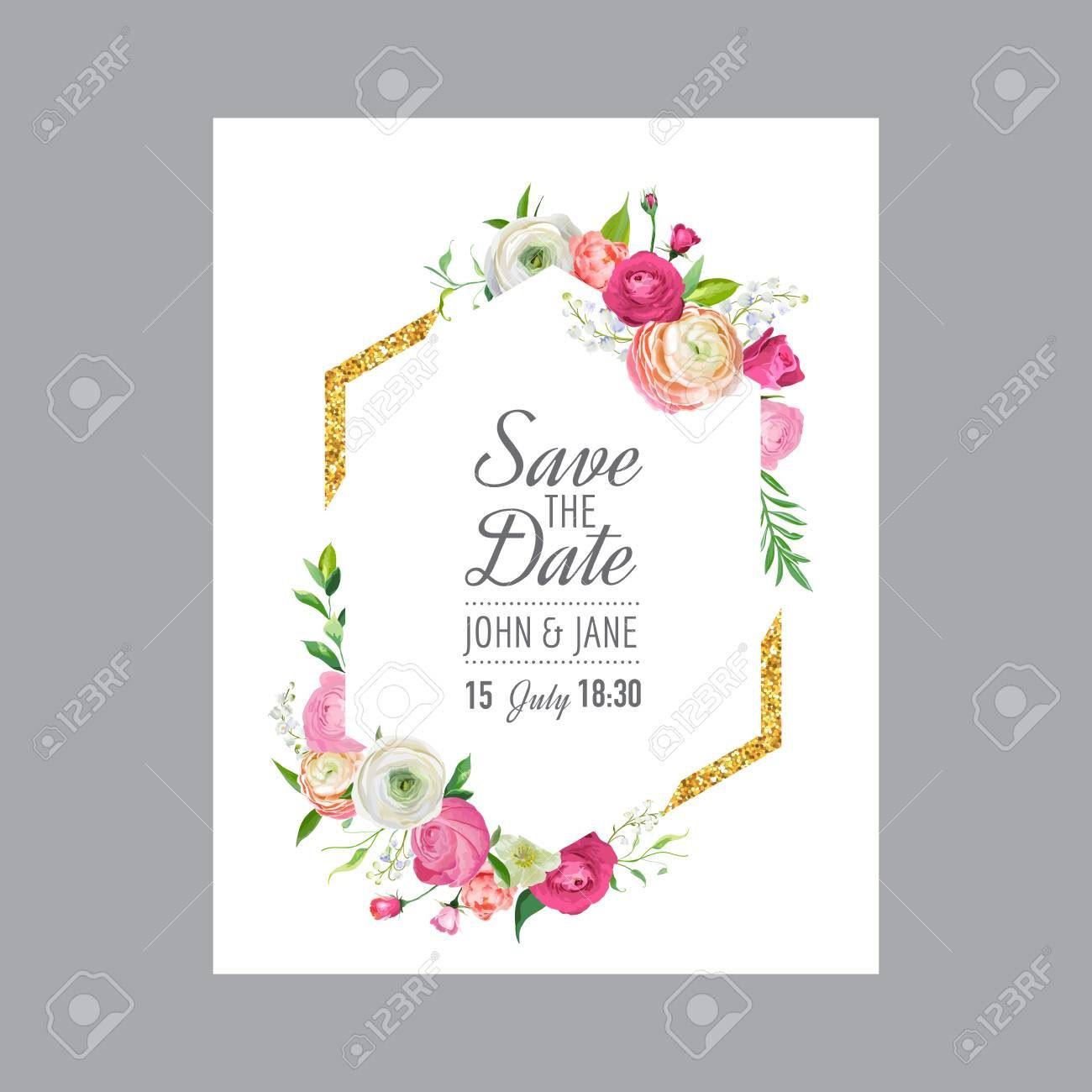 005 Imposing Save The Date Birthday Card Template High Definition  Free PrintableFull