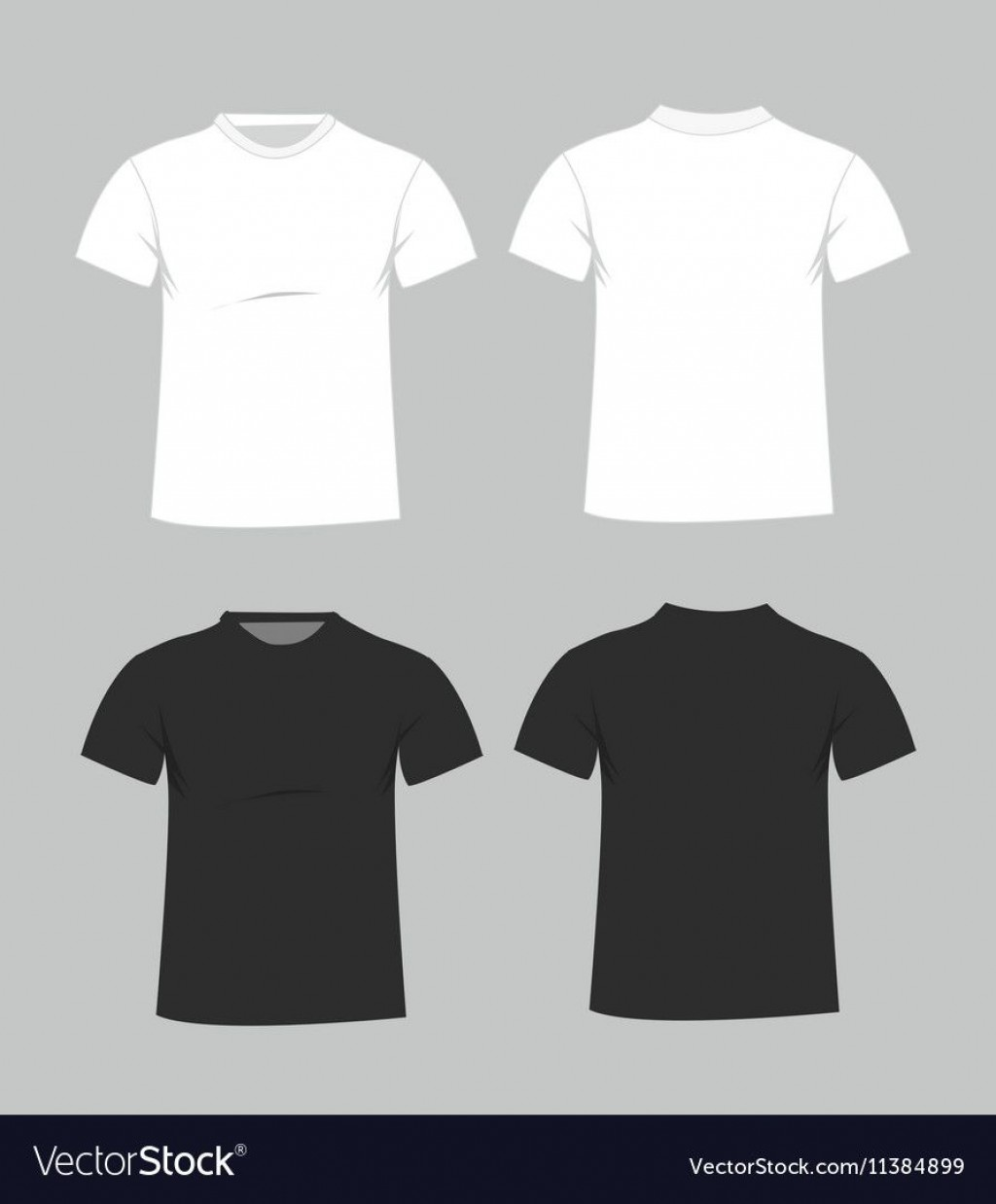 005 Imposing T Shirt Template Free High Resolution  T-shirt Mockup Download Coreldraw VectorLarge
