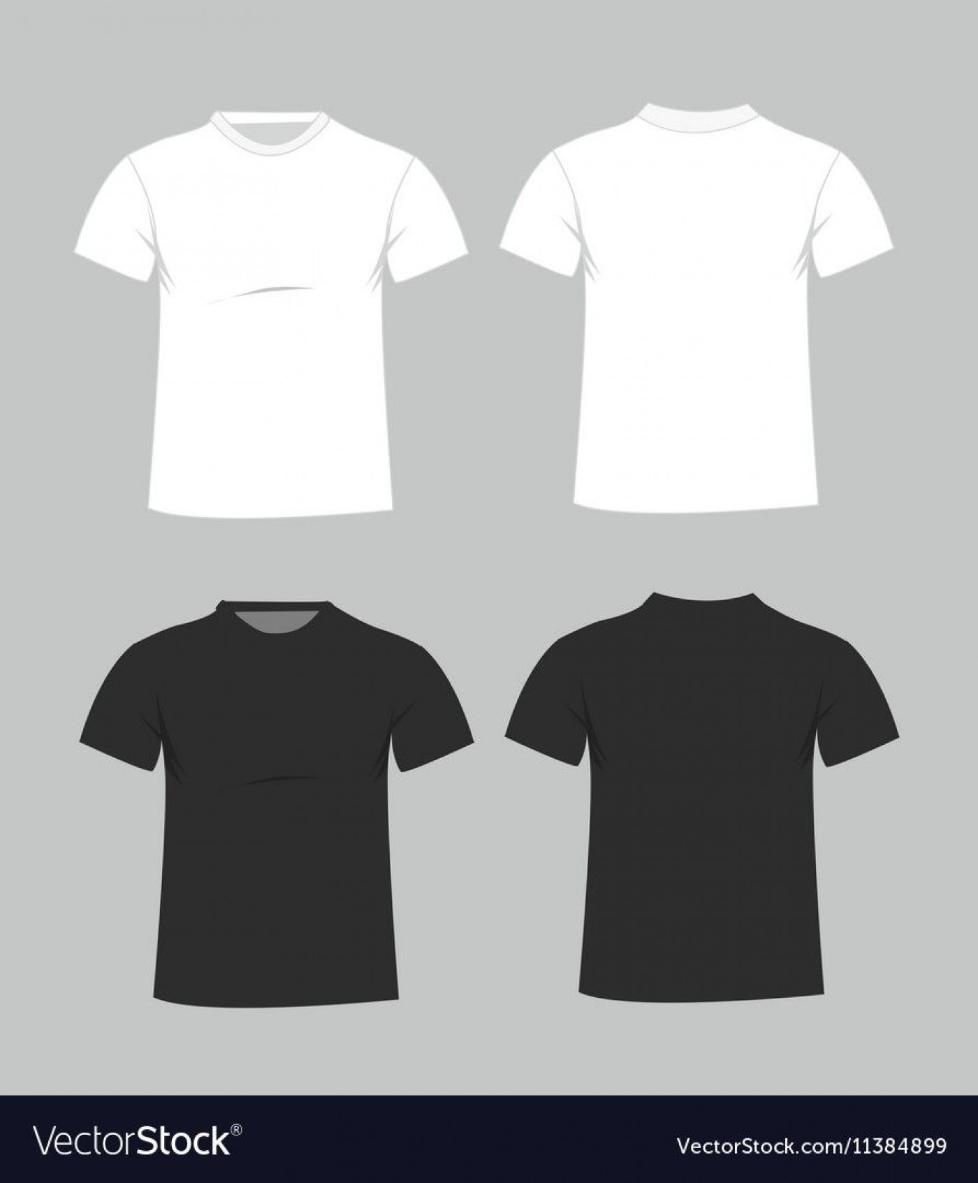 005 Imposing T Shirt Template Free High Resolution  Adobe Illustrator Download Men' T-shirt Design Polo1400