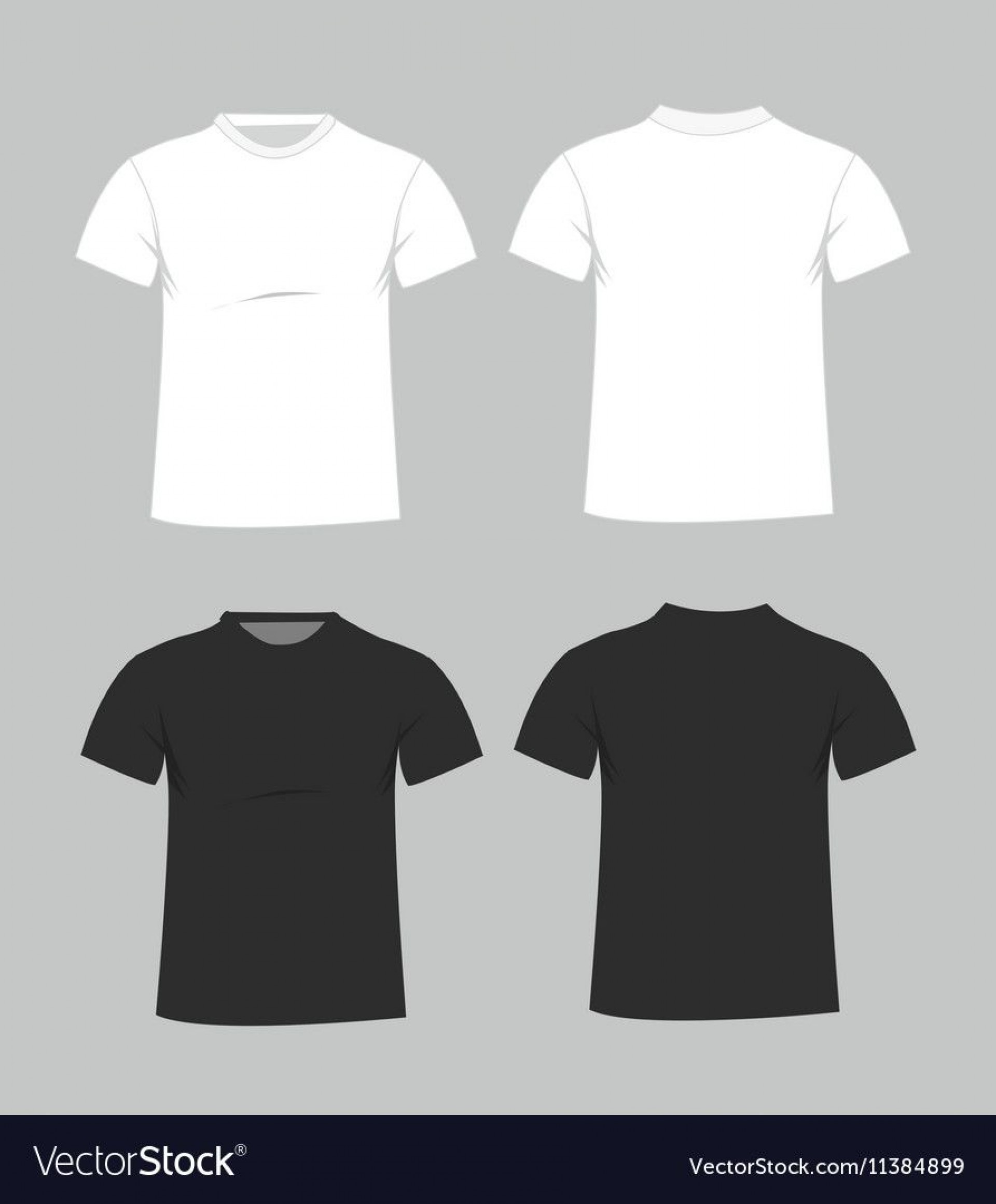 005 Imposing T Shirt Template Free High Resolution  T-shirt Mockup Download Coreldraw Vector1920